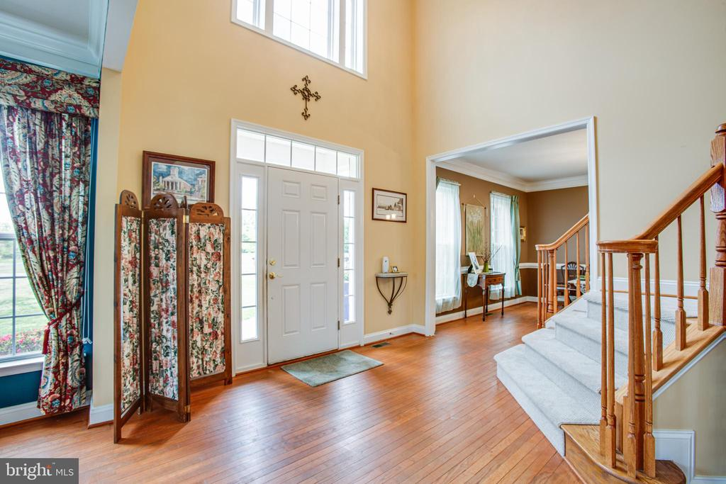 Foyer - 12504 SINGLE OAK RD, FREDERICKSBURG