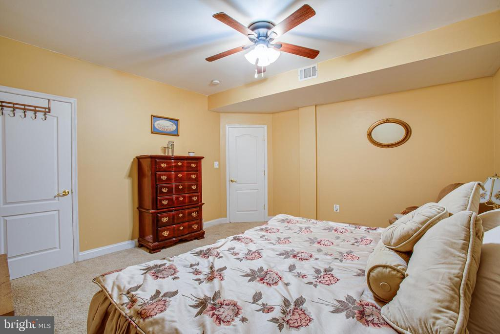 basement bedroom (NTC) - 12504 SINGLE OAK RD, FREDERICKSBURG