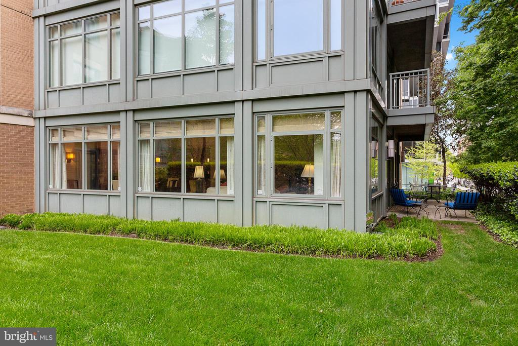 Privacy Yard - 2425 L ST NW #240, WASHINGTON