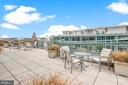 Rooftop Terrace and Sundeck - 2425 L ST NW #240, WASHINGTON
