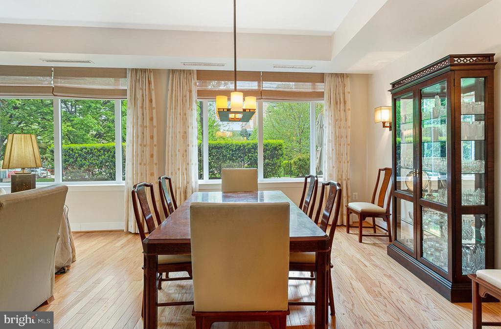 Dining Room - 2425 L ST NW #240, WASHINGTON