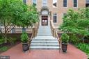Front Courtyard - 2425 L ST NW #240, WASHINGTON