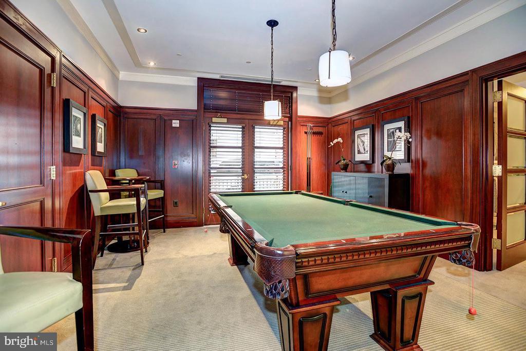 Billiards Room - 2425 L ST NW #240, WASHINGTON
