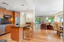 Open Floor Plan - 2425 L ST NW #240, WASHINGTON