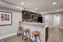 Basement Kitchen - 229 E ST NE, WASHINGTON