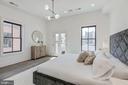 Owner Suite Bedroom - 17 FREDERICK DOUGLASS CT NE, WASHINGTON