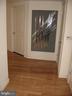 Interior space - hallway - great amount of storage - 1117 10TH ST NW #504, WASHINGTON