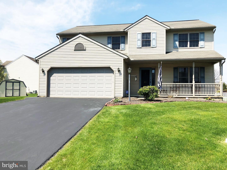 Single Family Homes για την Πώληση στο Myerstown, Πενσιλβανια 17067 Ηνωμένες Πολιτείες