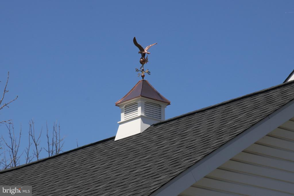 New Roof and Copper Cupola just completed. - 162 NOEL, MARTINSBURG