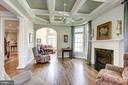 Keeping room perfect for a large table or reading - 40989 GRENATA PRESERVE PL, LEESBURG