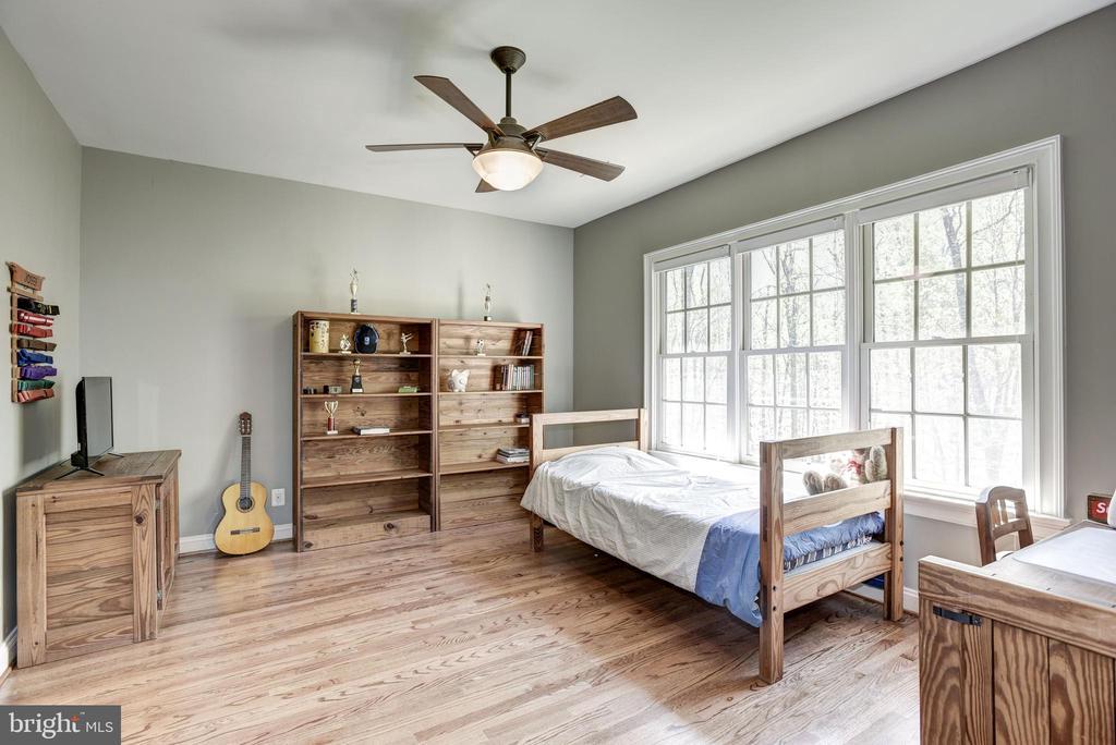 Bedroom #2 with walk in closet - 40989 GRENATA PRESERVE PL, LEESBURG
