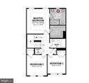 Third Level Floor Plan - 1012 SOUTH TAYLOR ST, ARLINGTON
