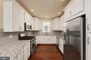 Tennyson Kitchen - 23265 MILLTOWN KNOLL SQ #107, ASHBURN