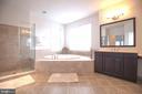 Master Bathroom - 11504 PEGASUS CT, UPPER MARLBORO