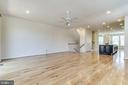... and a neutral palette and gleaming hardwoods. - 3160 VIRGINIA BLUEBELL CT, FAIRFAX