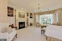 Main Level - Master Suite - 11517 HIGHLAND FARM RD, POTOMAC