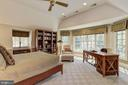 Upper Level - Bedroom #4 - 11517 HIGHLAND FARM RD, POTOMAC