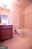Basement Bathroom - 11504 PEGASUS CT, UPPER MARLBORO