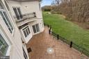 View from Master Suite Terrace - 24 BRETT MANOR CT, COCKEYSVILLE