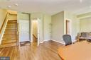 But wait! There's yet another Finished Level below - 1911 LOGAN MANOR DR, RESTON