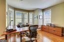 Lower Family Room (currently used as Office) - 1911 LOGAN MANOR DR, RESTON