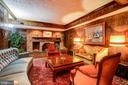 Lower Level Family Room - 3905 BELLE RIVE TER, ALEXANDRIA