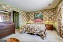 Upstairs Level Master Bedroom - 3905 BELLE RIVE TER, ALEXANDRIA