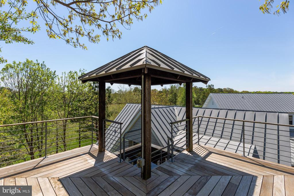 Tower 3rd level with 360 views - 15270 HATTON LANDING DR, NEWBURG