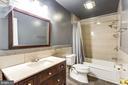 2nd Full Bathroom - 4622 CLAYTON RD, WALDORF