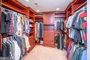 Phenomenal master closet - 118 CONFEDERATE CIR, LOCUST GROVE