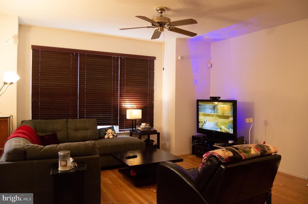 2019 living room - 6587 KIERNAN CT, ALEXANDRIA