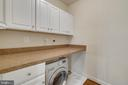 Upstairs Laundry - 24020 LACEYS TAVERN CT, ALDIE