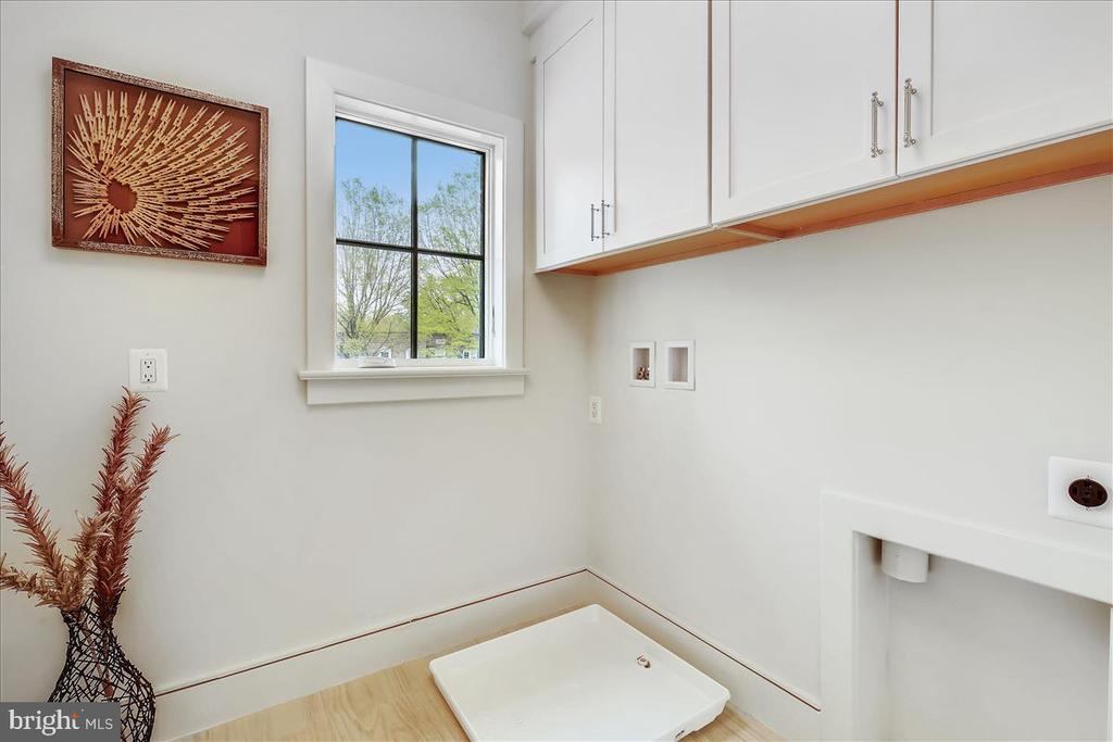 Laundry Room - 5100 FAIRGLEN LN, CHEVY CHASE