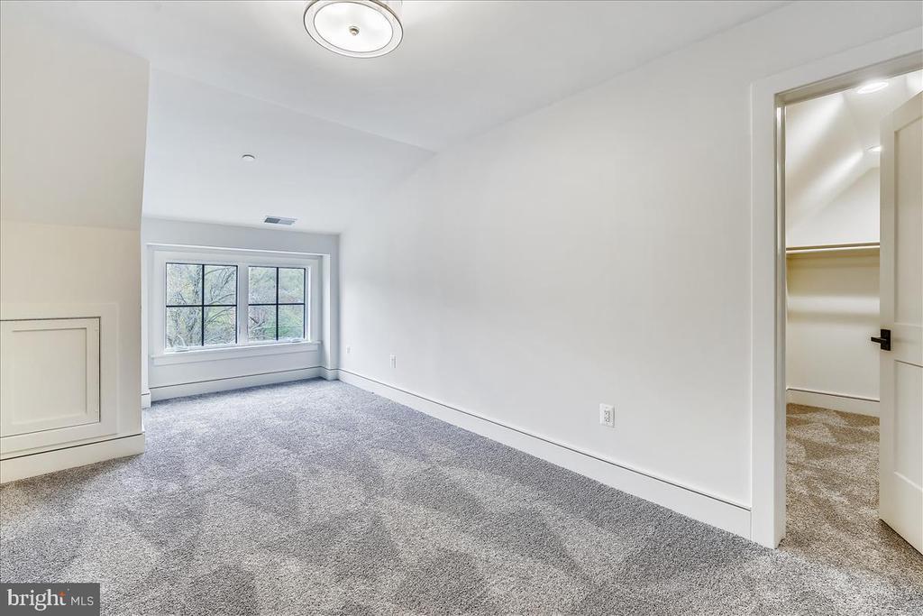 4th Bedroom - 5100 FAIRGLEN LN, CHEVY CHASE