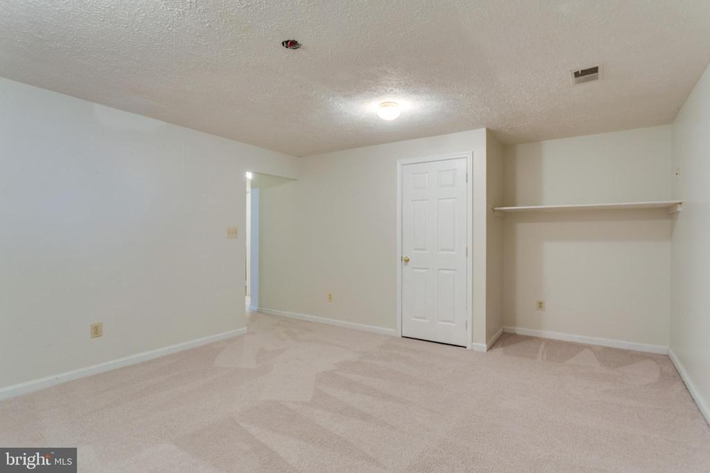 Lower level - 217 GEORGETOWNE CT, STEPHENS CITY