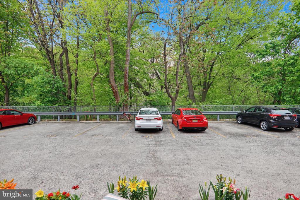 Resident Parking - 2710 MACOMB ST NW #215, WASHINGTON