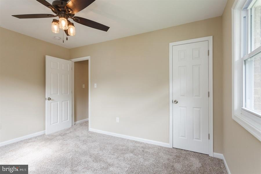 Bedroom 3 closet - 413 MILLWOOF DR, CAPITOL HEIGHTS