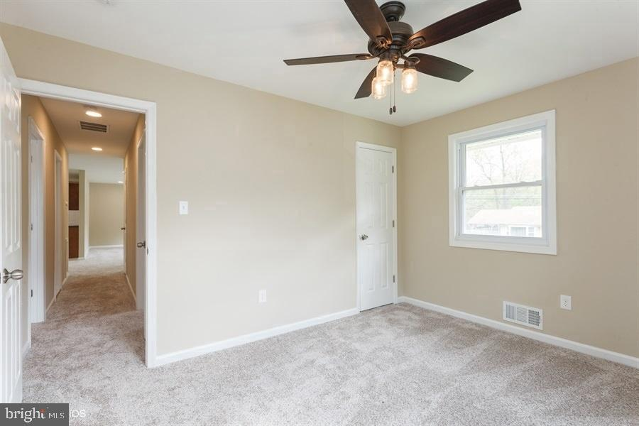 Bedroom 2 closet - 413 MILLWOOF DR, CAPITOL HEIGHTS