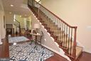 Second Stairwell - 60 SNAPDRAGON DR, STAFFORD