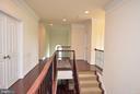 Upper Hallway - 60 SNAPDRAGON DR, STAFFORD