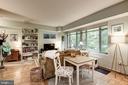 Living Room - 1711 MASSACHUSETTS AVE NW #214, WASHINGTON