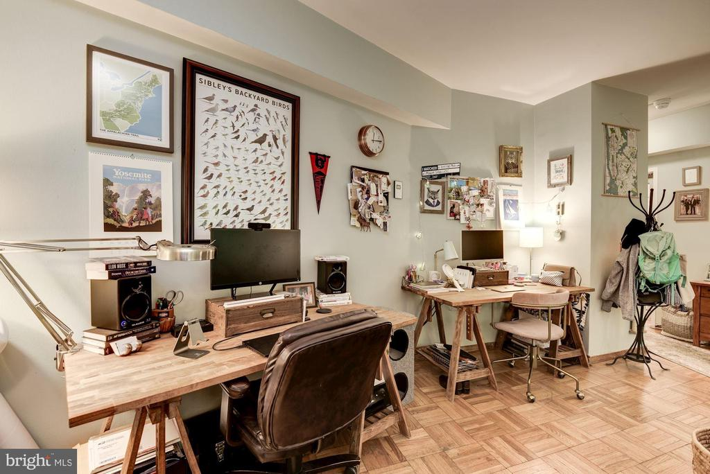 Office Area - 1711 MASSACHUSETTS AVE NW #214, WASHINGTON