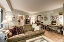 Large Open Living Room - 1711 MASSACHUSETTS AVE NW #214, WASHINGTON