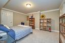 Lower Level Multi-Purpose Room - 5809 MAGNOLIA LN, FALLS CHURCH
