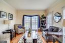 Living Room right off the foyer. - 17720 CRICKET HILL DR, GERMANTOWN