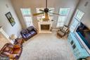 Walk over - overlooks the Family Rm. - 17720 CRICKET HILL DR, GERMANTOWN