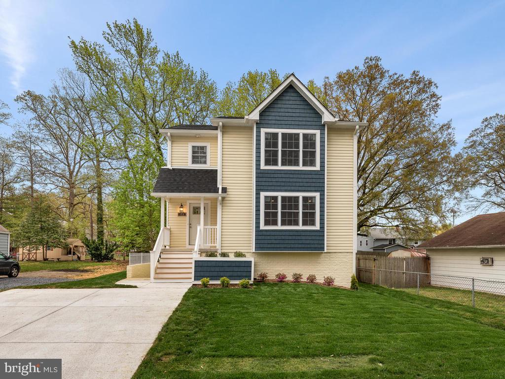 Lovely new construction in Annapolis - 1211 BARBUD LN, ANNAPOLIS