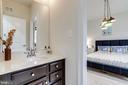Bedroom 4 vanity - 1381 BISHOP CREST CT, ALEXANDRIA