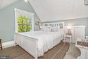 Bedroom with a water views - 610 BURNSIDE ST, ANNAPOLIS