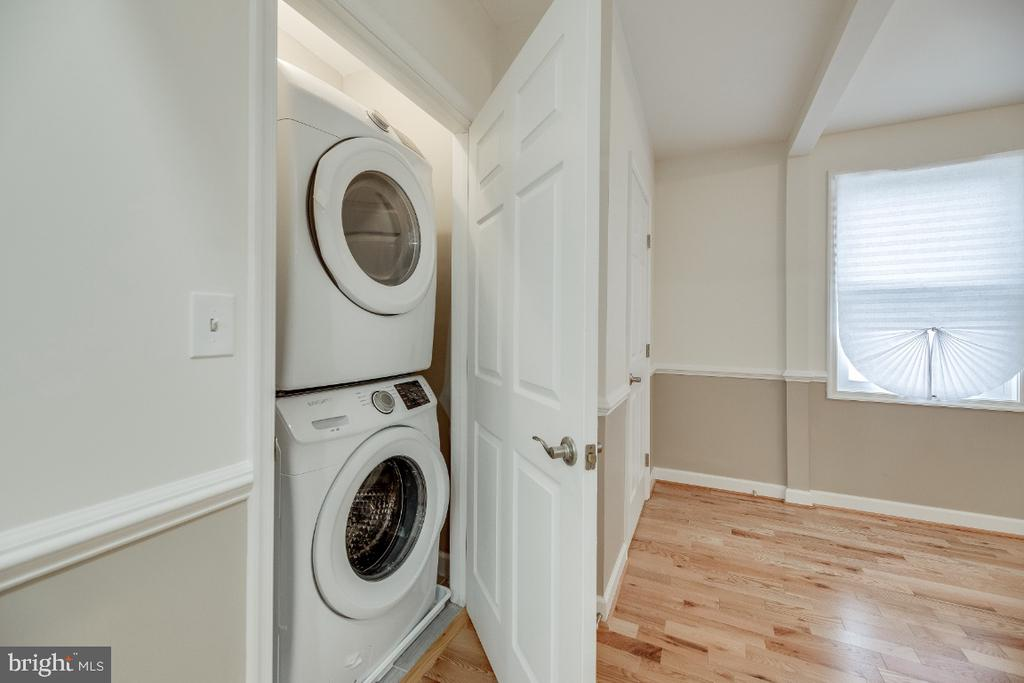 WASHER/DRYER - 4923 4TH ST NW, WASHINGTON